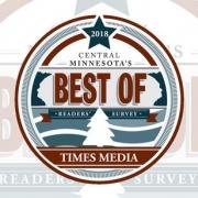 Best Of Central Minnesota 2018 Logo.