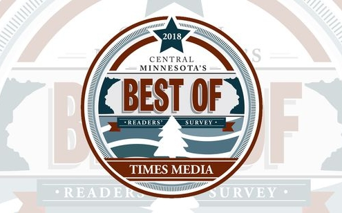 Best Of Central Minnesota 2018 Logo.
