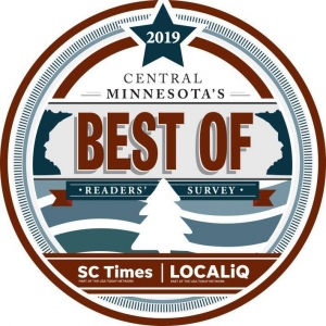 Best Of Central Minnesota 2019 Logo.